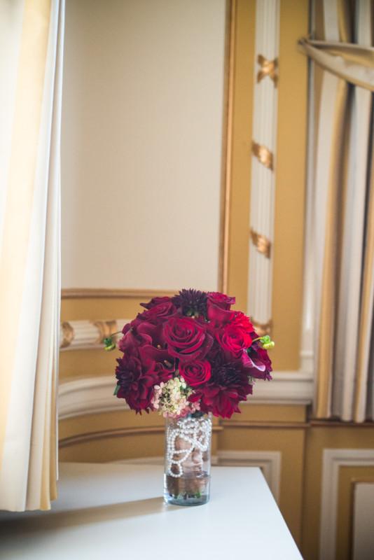 Gabriella and Patrick | Providence Public Library Wedding | Blueflash Photography