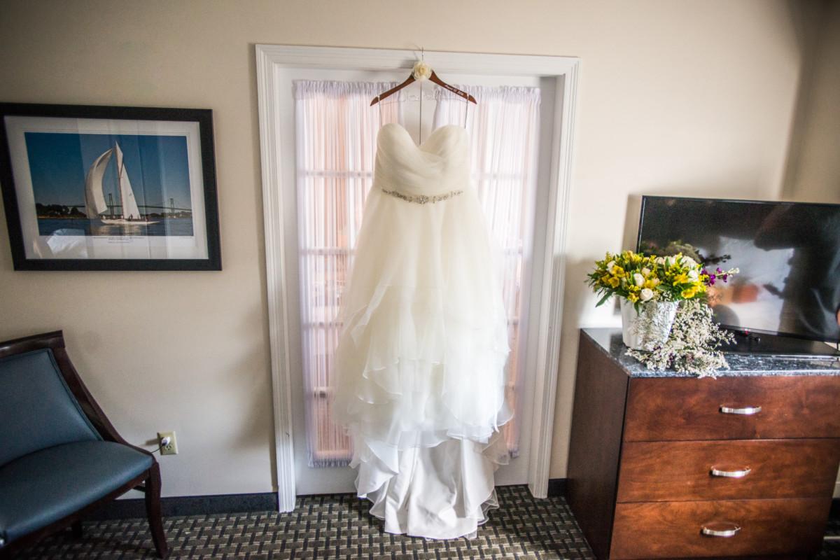 Jenna and Jay   Bristol Harbor Inn Wedding   Blueflash Photography