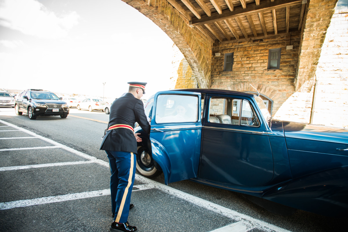 Venue Spotlight | The Towers at Narragansett | Blueflash Photography
