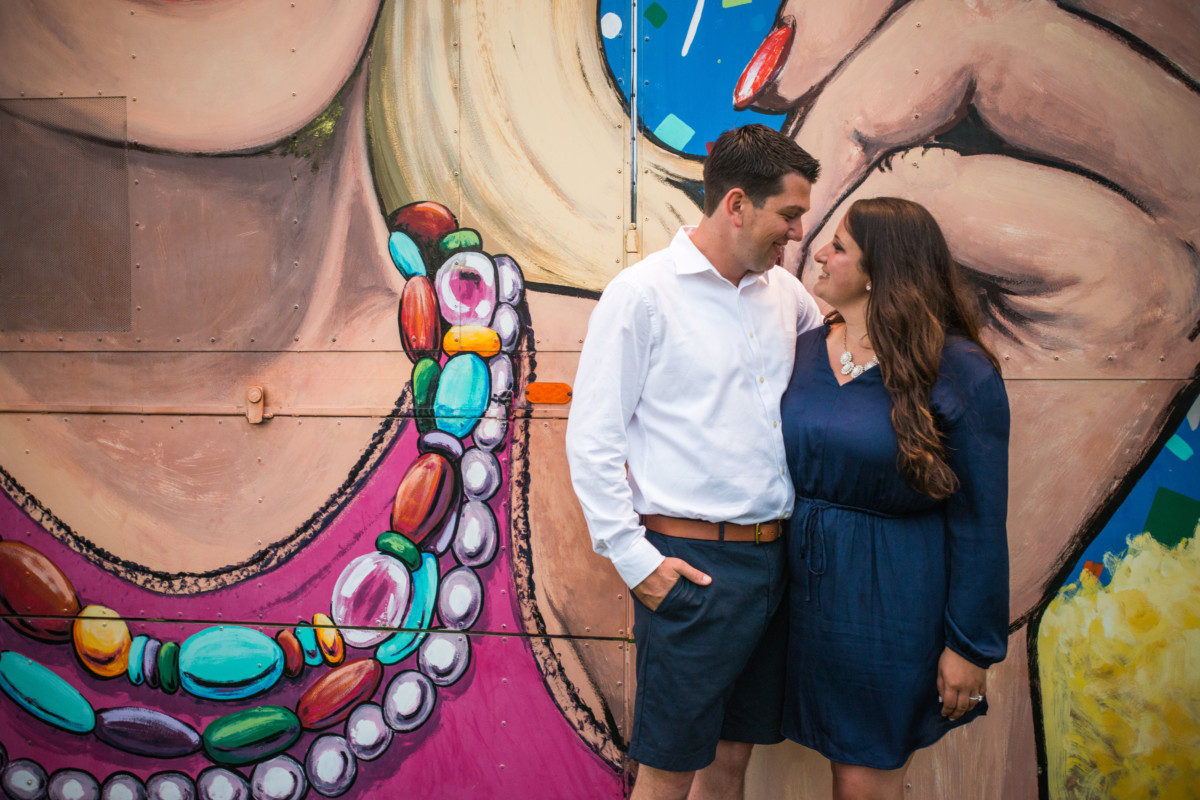 Megan and Ryan | Bristol Town Carnival Engagement session | Blueflash Photography