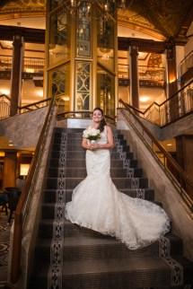 Nikki And David Providence Biltmore Wedding Blueflash