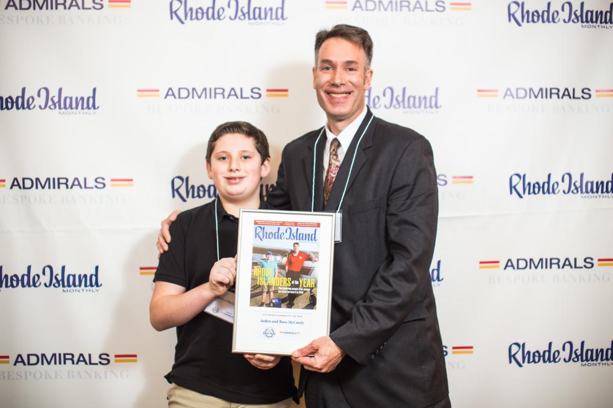 Rhode Island Monthly Rhode Islanders of the Year 2016 | Blueflash Photography
