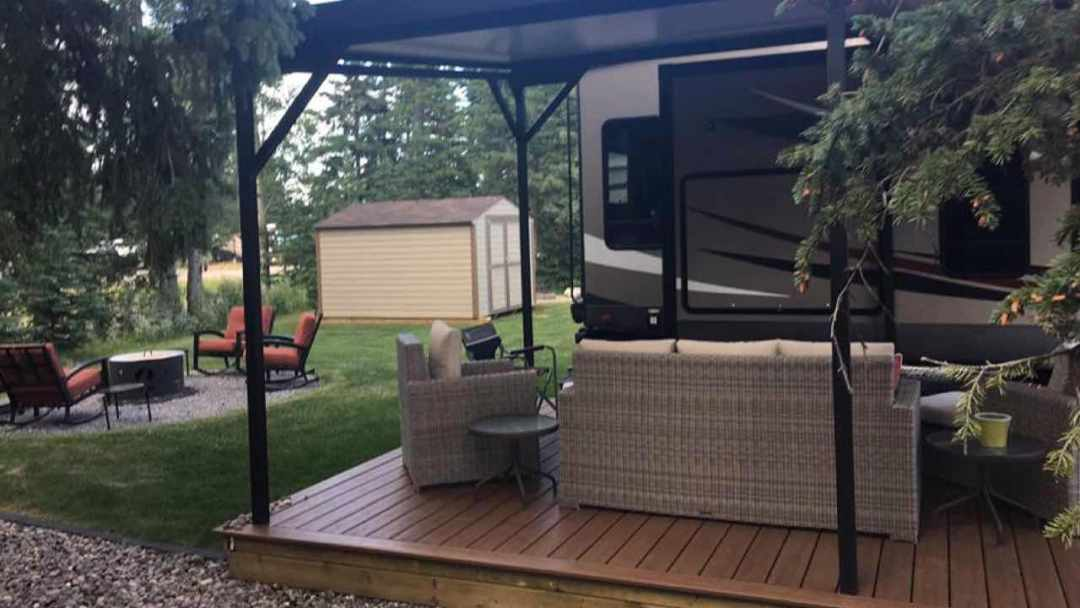 Deck Builders Calgary & Area | Blueflower Sunrooms