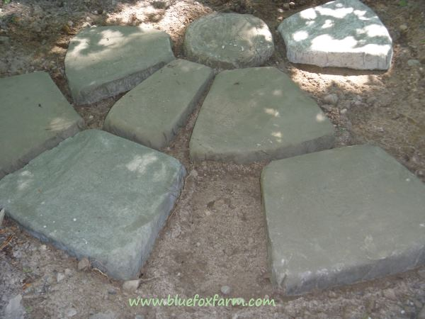 Patio Blocks  Make Your Own Soil Cement Diy Pavers