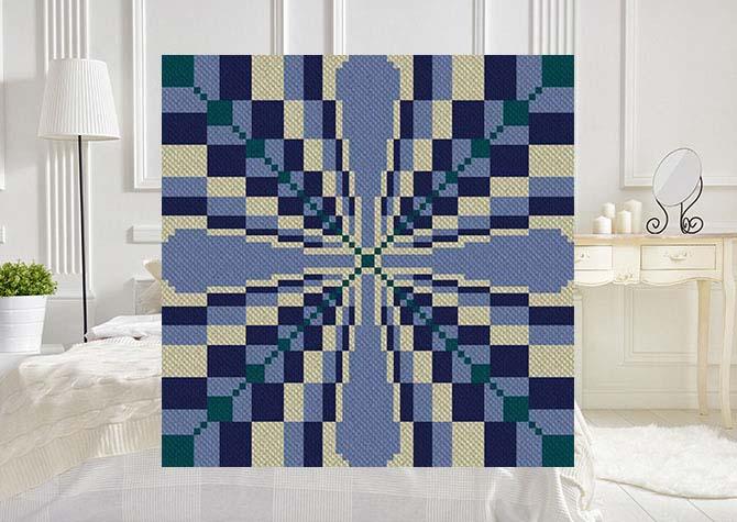 Embrace C2C Crochet Pattern