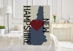 New Hampshire Home C2C Afghan Crochet Pattern
