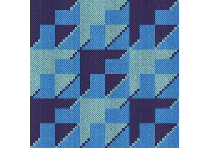 Flight C2C Crochet Pattern