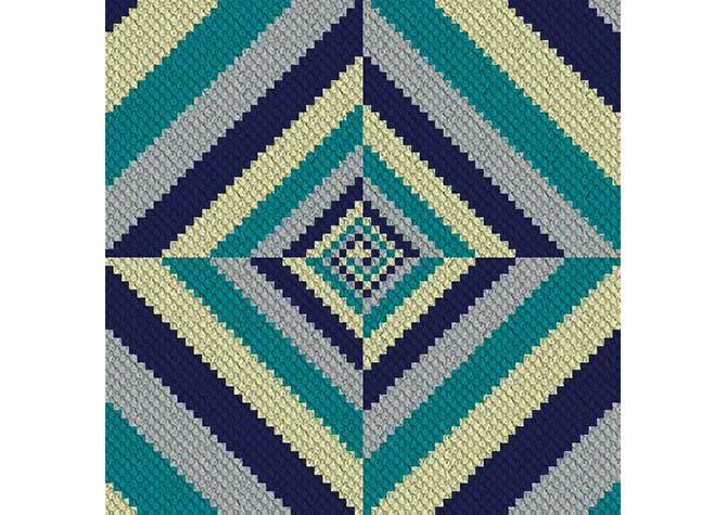 Vortex C2C Crochet Pattern