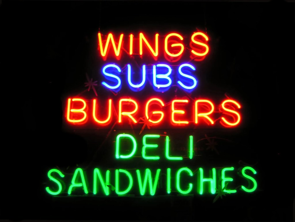 Wings Chicken Beer Sandwiches Salads Grill