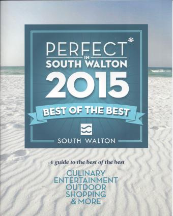 South Walton 2015 Best Guide (cover)