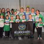 Bluegrass Ceili Academy dancers