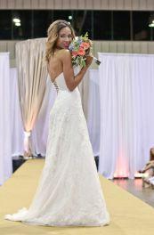 Perfect Wedding Guide Floral Sponsor, Fashion Show, Bridal Bouquets