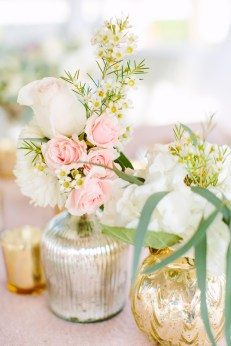Special touches for the sweetheart table