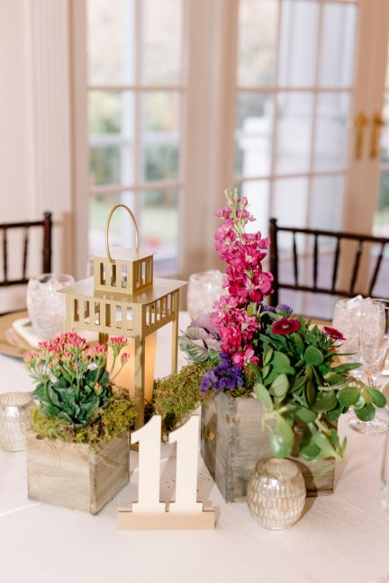 jewel tone centerpiece, estate wedding, southern wedding, central florida florist, bluegrass chic