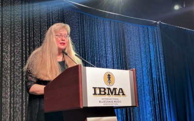A message from IBMA Foundation executive director, Nancy Cardwell Webster