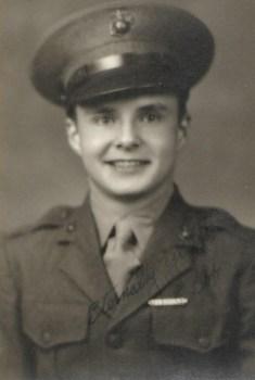 Dad circa 1942