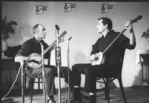 Frank Proffitt & Flemming Brown, Chicago, 1962