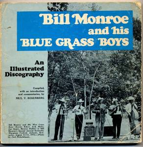 Bill Monroe discography