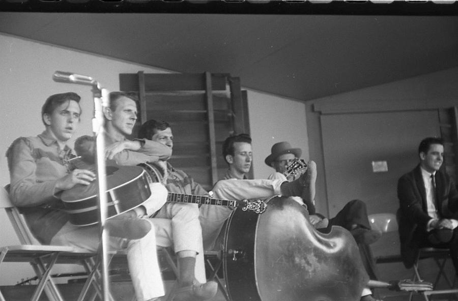 The Dillards, Monterey Folk Festival, 1963