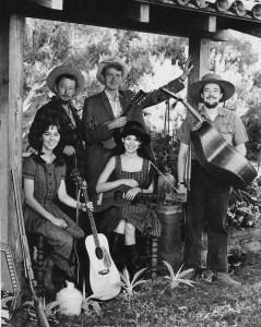 LR Front: Kajsa Ohman (Ruby), Maria Cordero (Sally) LR Rear: Gene McGeorge (Seth), Peter Feldmann (Hanley), Tom Sheldon (Josiah Leviticus).