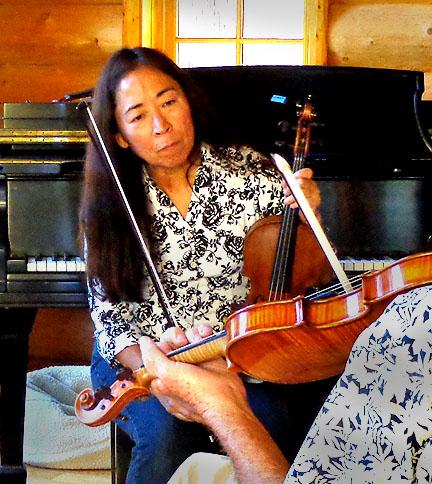 Gwen Koyonagi today