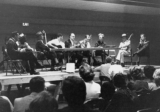 Participants of the panel in Monterey.