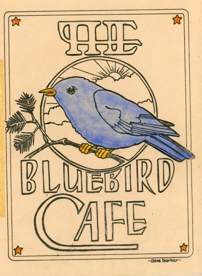 Bluebird Menu1