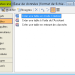 ACCESS: Lier une Table Firebird à Access