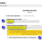PHP : EasyPHP ajouter un Alias