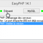 PHP: Installer un serveur Php local