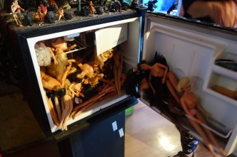 Barbie orgy