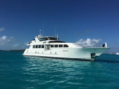 Breakaway Motor Yacht
