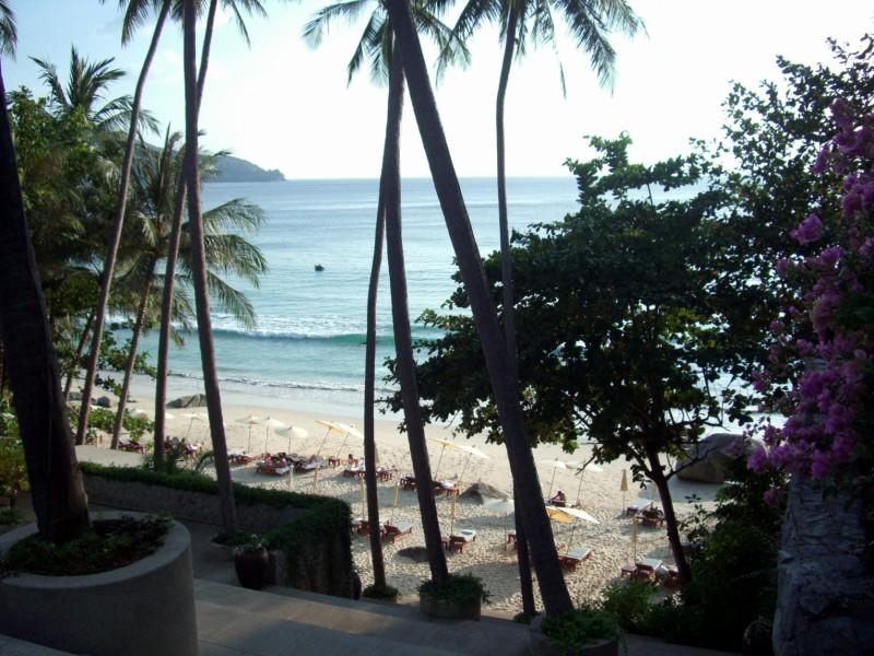 Andaman Sea in Phuket Thailand
