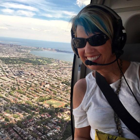 Helicopter ride Manhattan