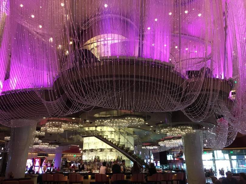 Chandelier Bar at the Cosmopolitan