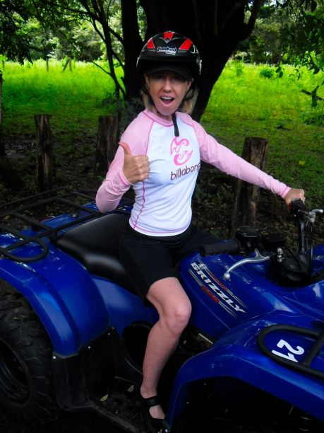 ATV ride accomplished Costa Rica