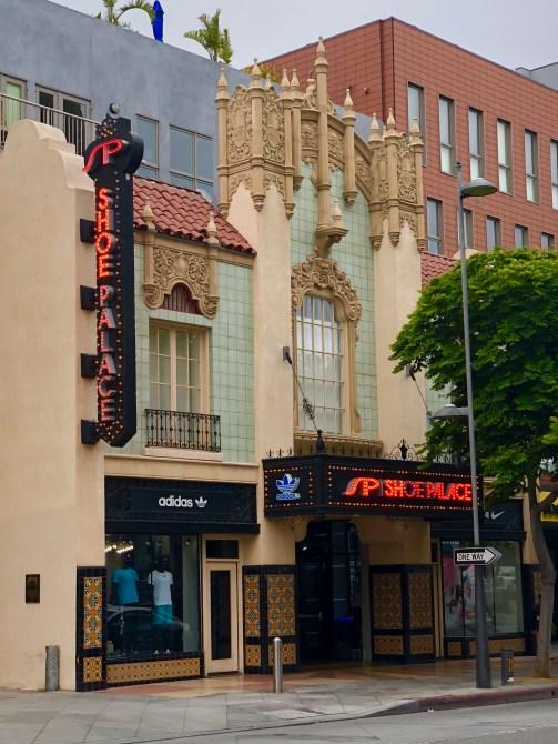 Majestic Theater at 216 Santa Monica Blvd.