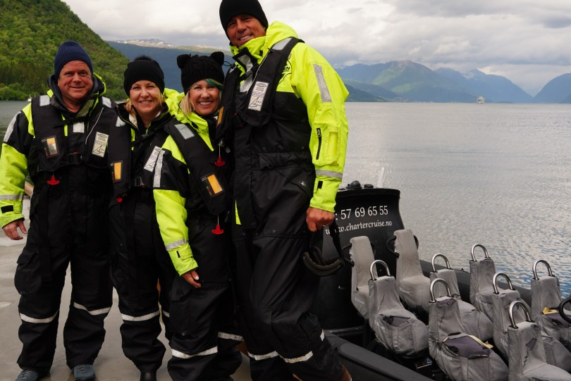 Bergen Fjord ride