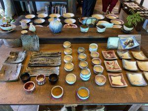 Tamba pottery
