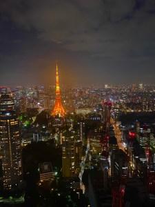 Andaz, Tokyo view