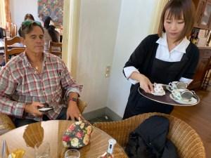 Tea in Hakodate