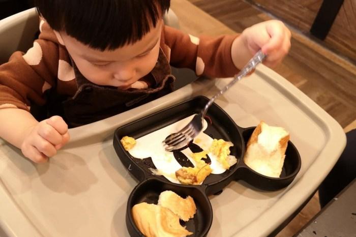 圖案精彩、好用得可以的孩兒們自主學習bumkins餐具系列-