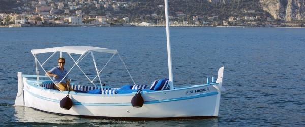 classic boat rental saint jean cap ferrat
