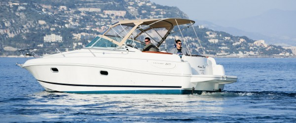 leader 805 french riviera boat rental