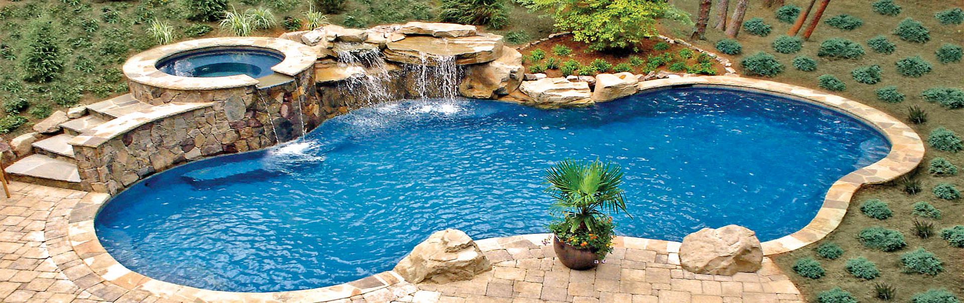 Charlotte Custom Swimming Pool Builders│blue Haven Pools
