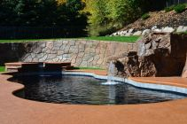 Mediterranean Blue Hawaiian Pools of Michigan and Leisure Pools (2)