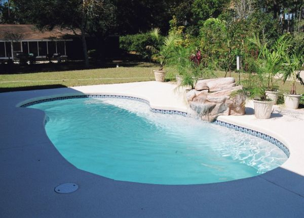 in ground swimming pool builder Michigan Clarston, Milford, Fenton, Oxford, Lansing, Shelby Mi. inground Swimming pool Installation Clarkston Michigan Swimming Pool Sale www.bluehawaiianpoolsofmichigan.com 16 - blue hawaiian pools of michigan sea swirl pool 12a