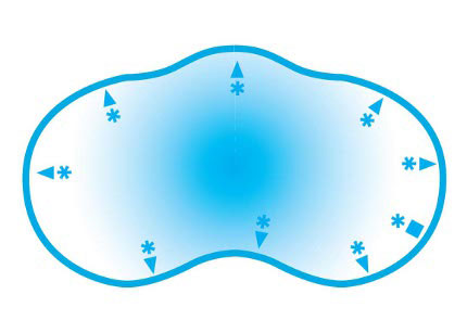 Gemini-Blue Hawaiian Pools of Michigan Image