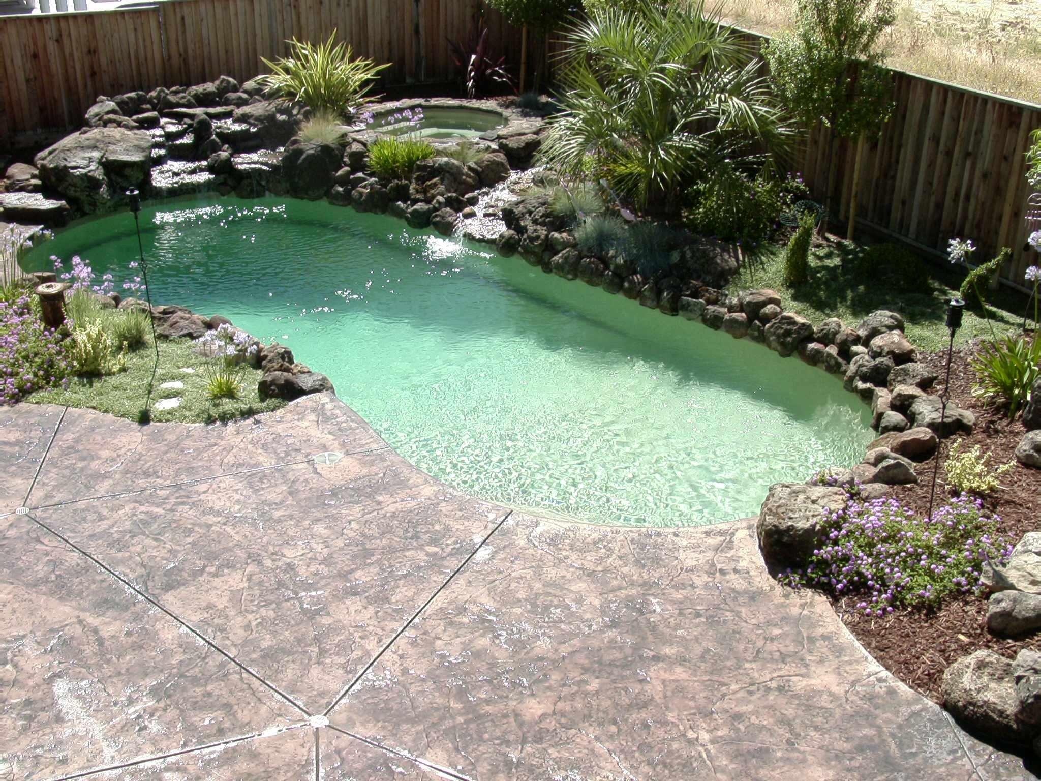 Blue Hawaiian Inground Pools Of Michigan ⋆ Inground