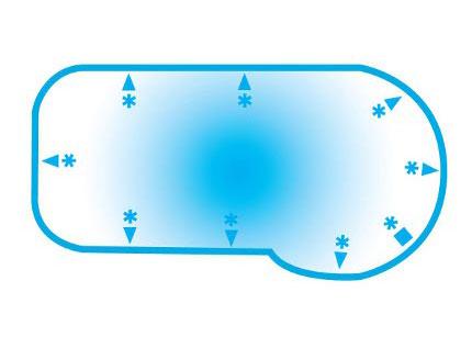 Monoca-4ft-radius-Blue Hawaiian Pools of Michigan Image